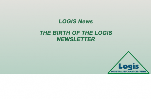 THE BIRTH OF THE LOGIS NEWS LETTER